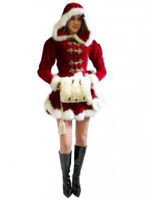 c553-vintage santa girl-cutoutraw