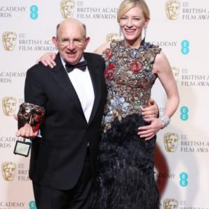 ANGELS HONOURED BY BAFTA